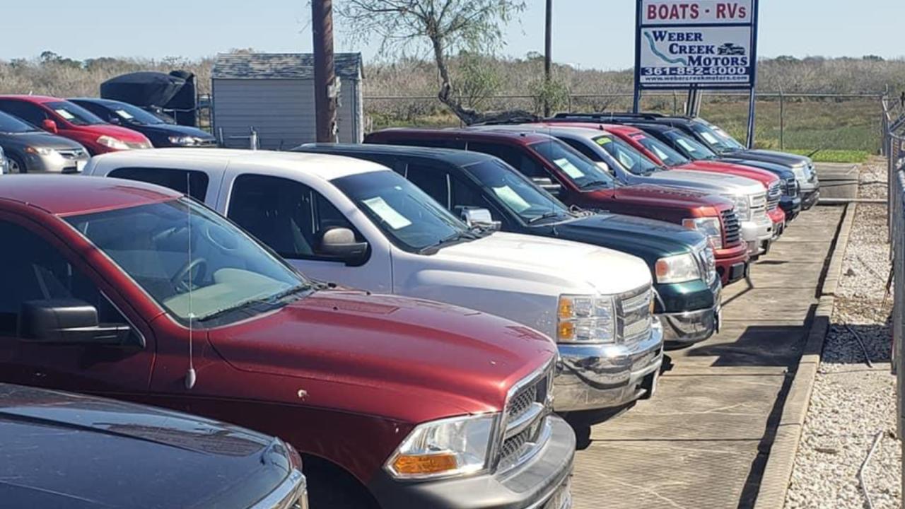 Weber Creek Motors is open to help get people into vehicles