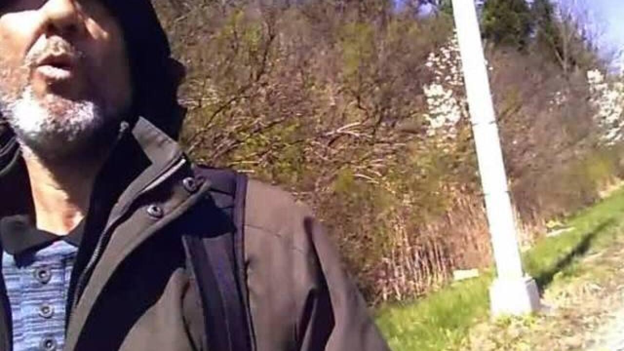 Residents praise officer in I-75 shooting