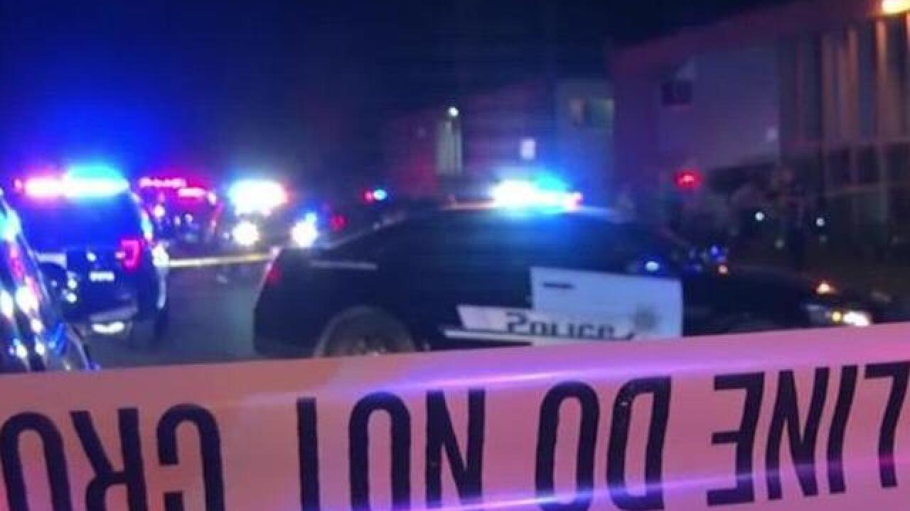 10 shot at San Bernardino apartment complex