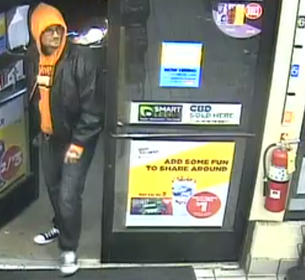 Circle K Robbery Suspect 4