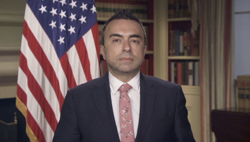 White House COVID Vaccinations Coordinator, Dr. Bechara Choucair