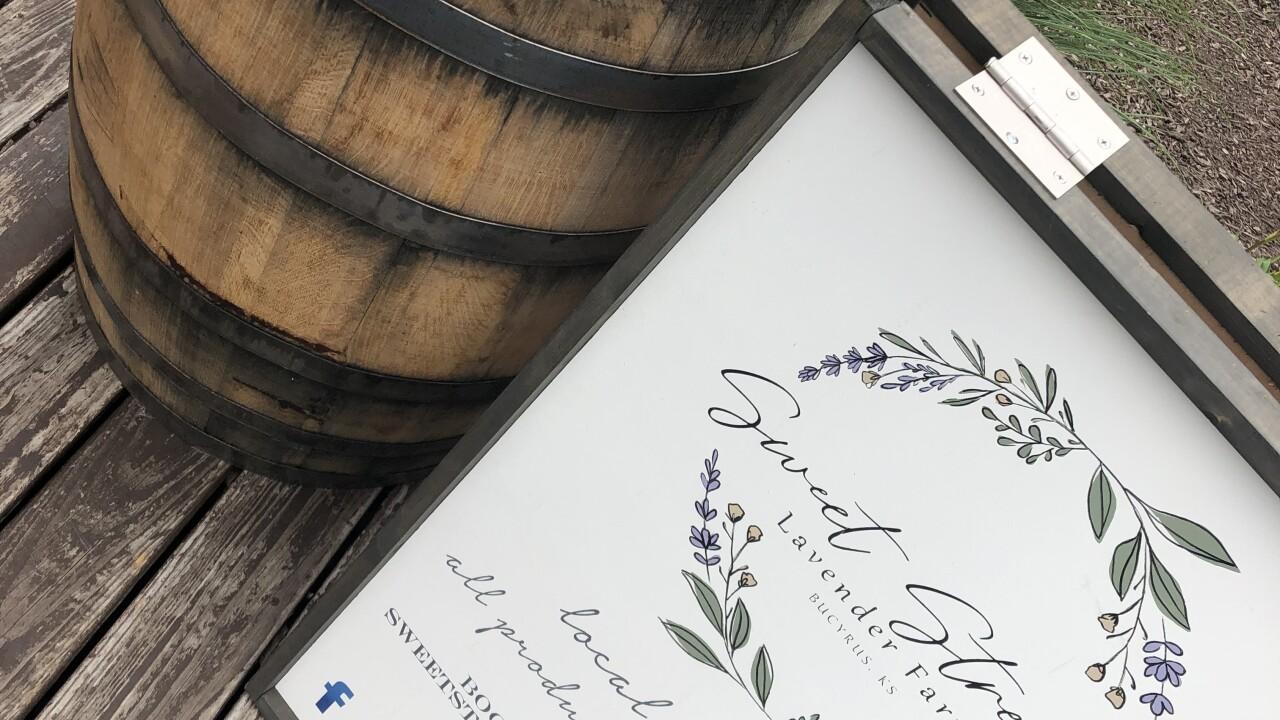 sweet streams lavender