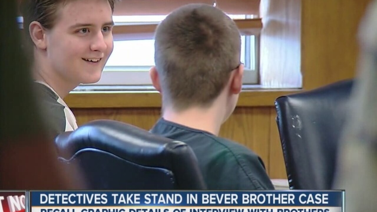 Brothers accused of killing family due in court