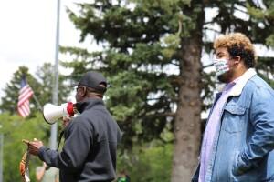 PHOTOS: Hundreds gather at Montana Capitol for Black Lives Matter rally