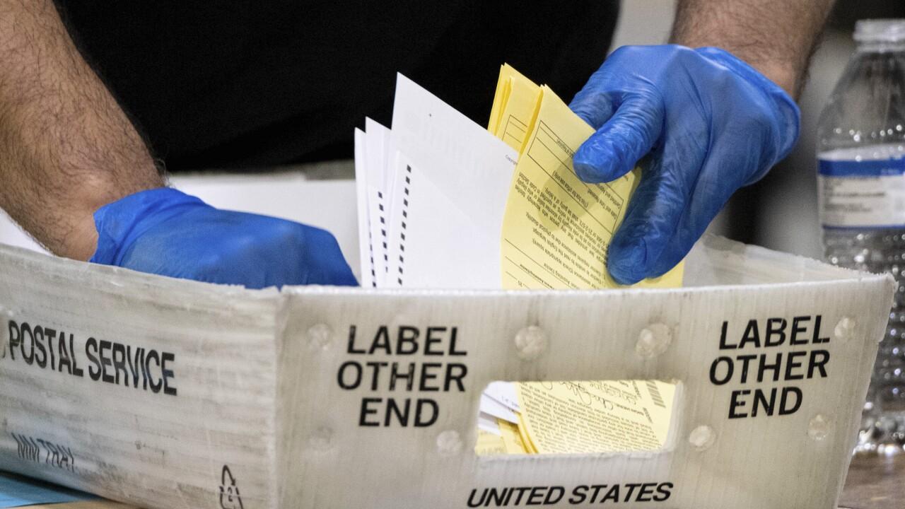 VOTING VOTER ID