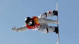 WATCH: Shaun White wins halfpipe gold with epic final run