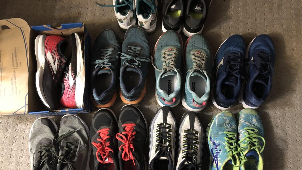 Monte Vista HS Running Shoes