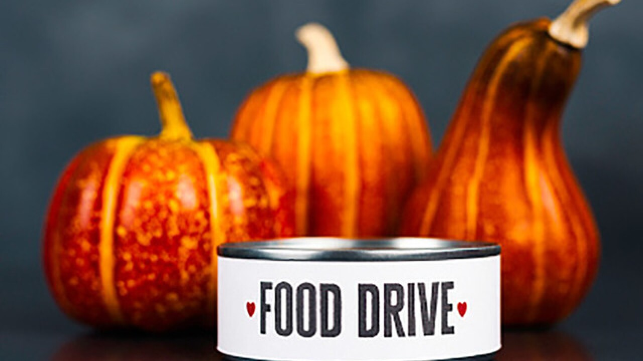 Annapolis Police seeking donations for Thanksgiving Food Drive