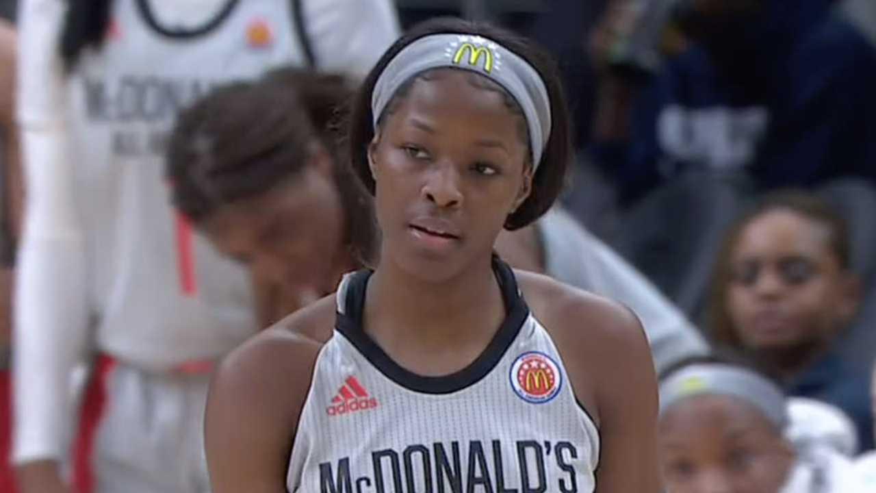 6ba89e74b74e Detroit Edison s Rickea Jackson shines in McDonald s All-American Game