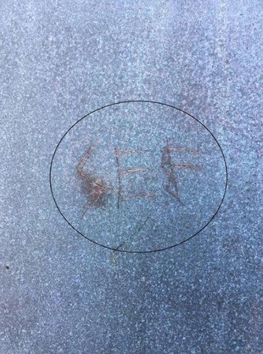 Photos: North Carolina man pleads guilty to vandalizing Cape Hatteras Lighthousedoor