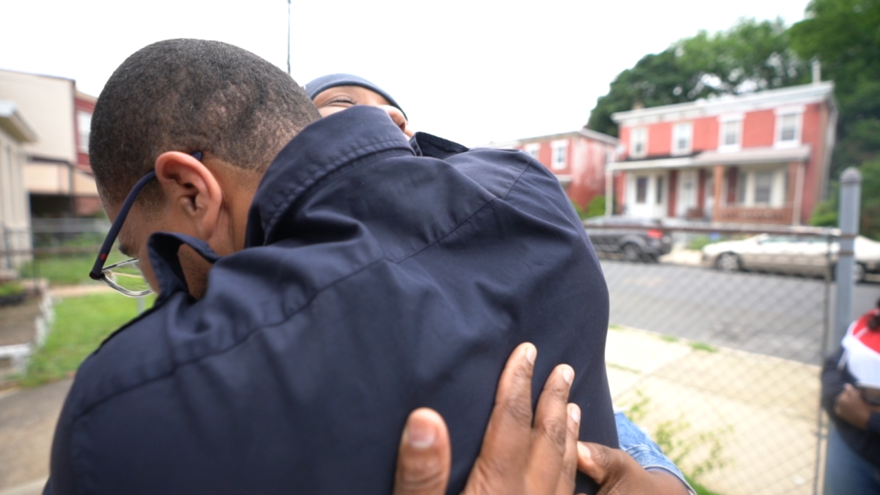 Innocent man works to rebuild life after being released from prison after 21 years