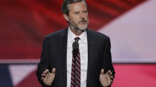 Jerry Falwell Jr., W.Va. governor pitch Virginia secession plea
