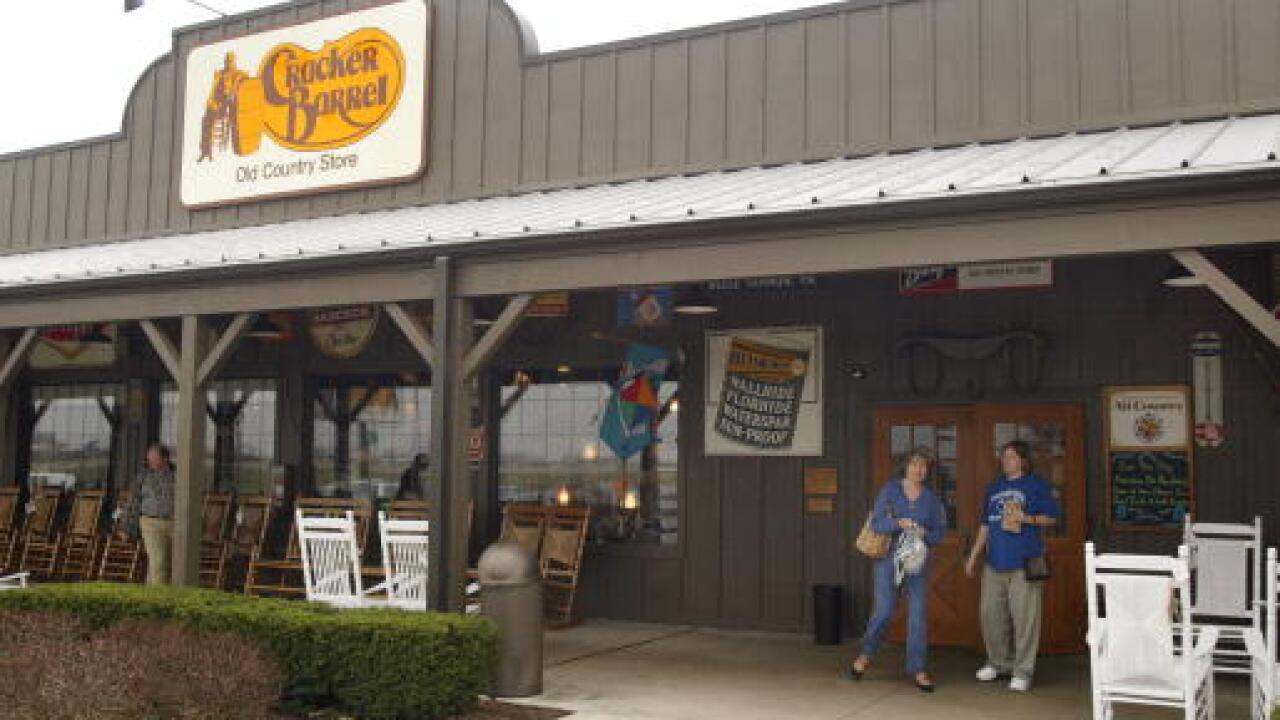 Cracker Barrel prepares 500,000 pounds of turkey for their busiest day, Thanksgiving