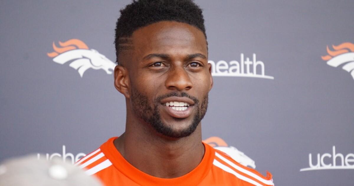 Broncos trade WR Sanders to 49ers for 2020 draft picks