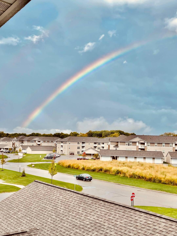 Kim Hauff - double rainbow in Hudsonville.jpg