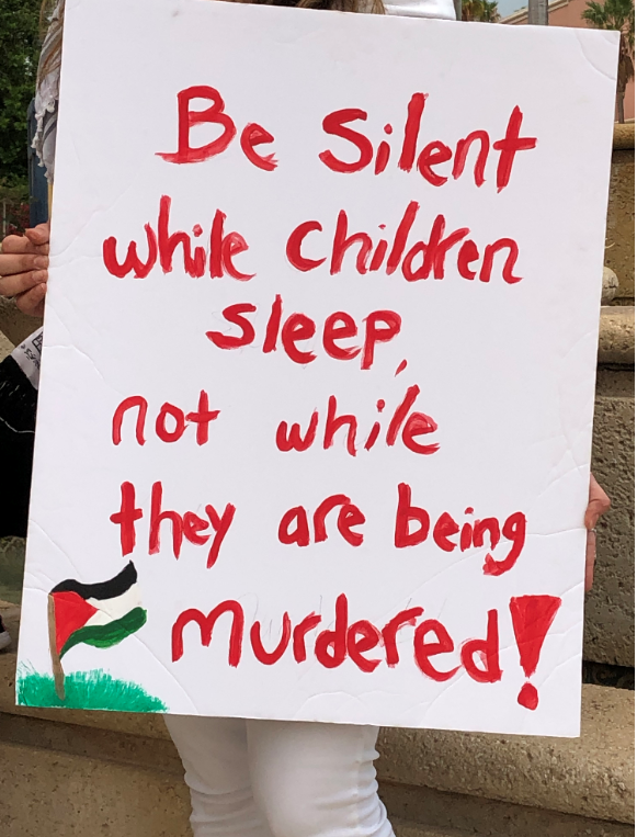 Pro-Palestinian rally held in Boca Raton.PNG