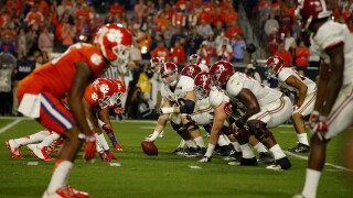 Alabama, Clemson square off in national championshiprematch