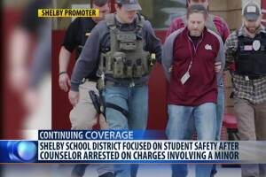 More details about allegations against Shelby High School counselor