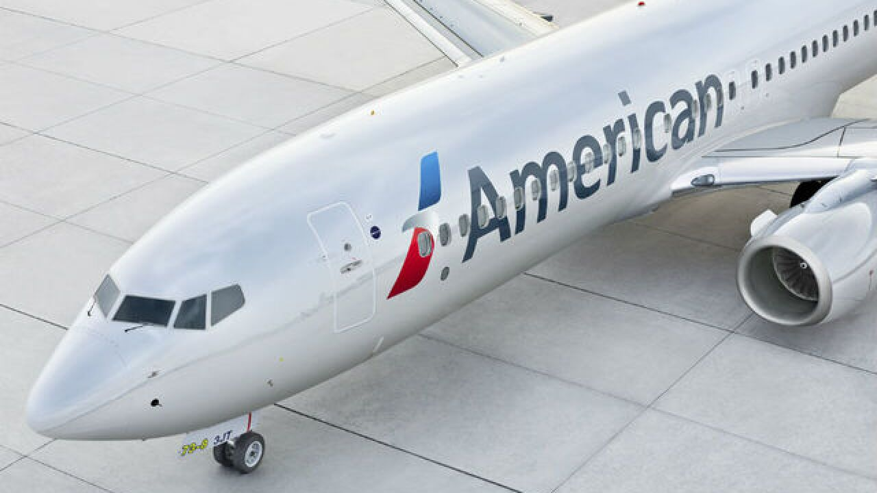 American Airlines saying good-bye to plastic straws