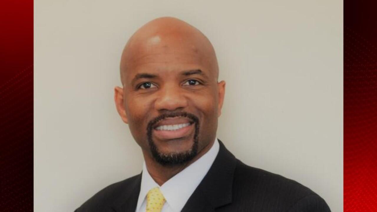 SLCC Chancellor Dr. Vincent June