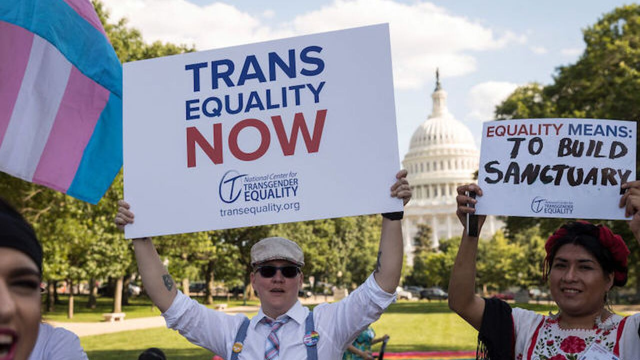 The World Health Organization will stop classifying transgender people as mentally ill
