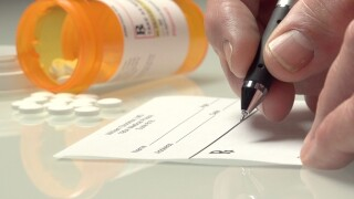 Prescription painkillers may cause chronic pain
