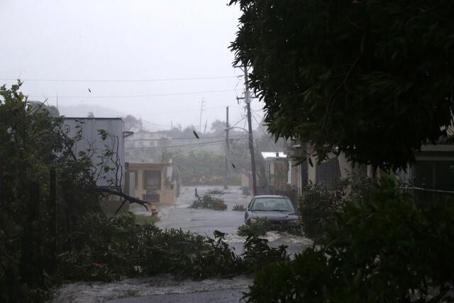 PHOTOS: Hurricane Irma wreaks havoc through Caribbean