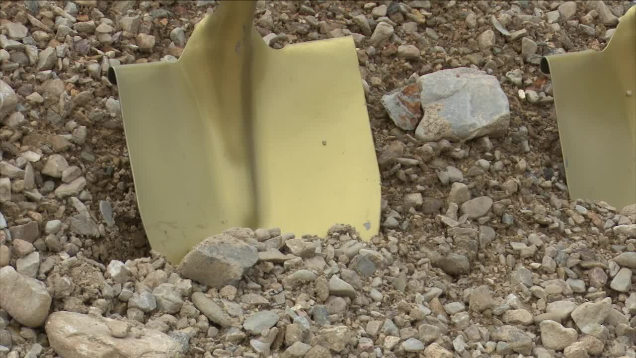 Community marks ground breaking for new Missoula VA clinic