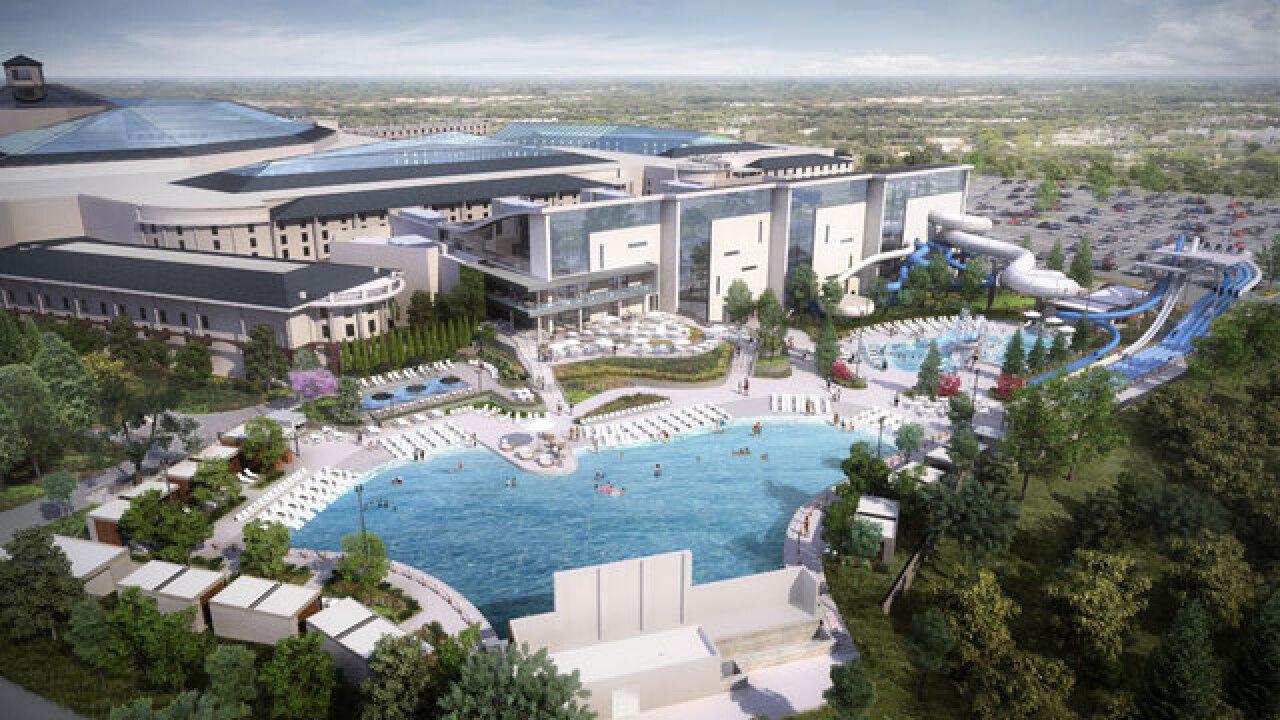 $90M Opryland Water Park Named 'Soundwaves'