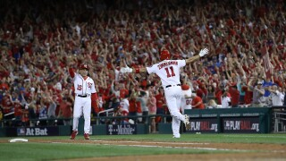 Ryan Zimmerman's HR lifts Nationals past Cubs 6-3, ties NLDS up 1-1