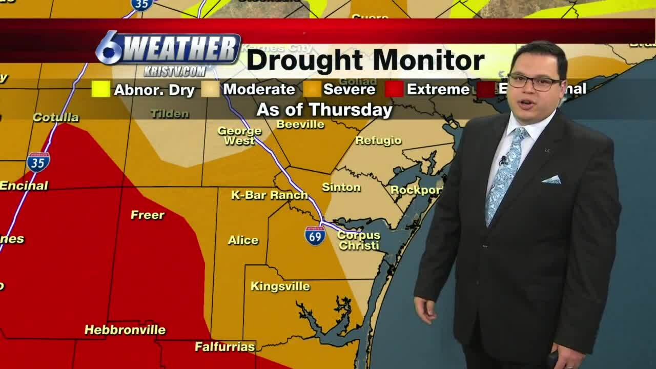 Juan's weather for March 5, 2021