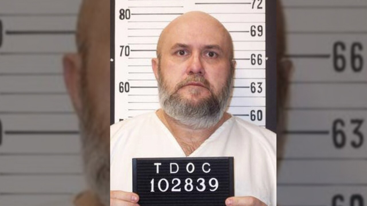Tennessee execution: Attorney granted phone access