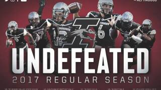 UIndy Greyhounds complete undefeated Division II football season