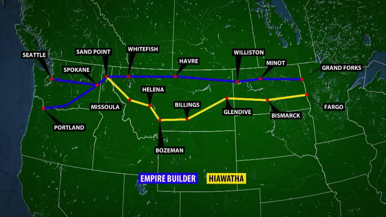 mt rail map