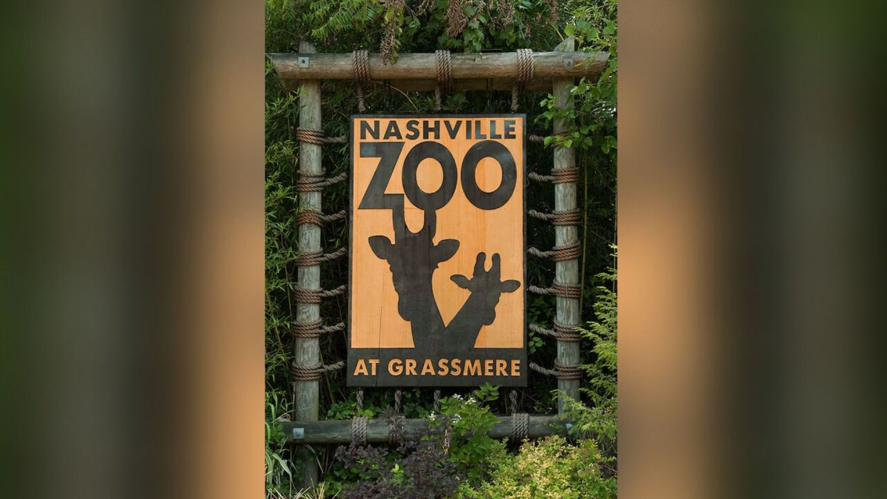 generic - nashville zoo sign