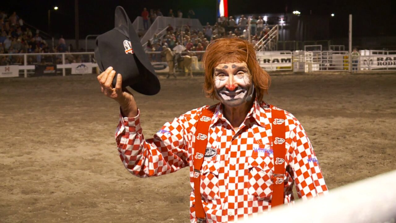 Legendary Rodeo Clown Lecile Harris Dies At 83
