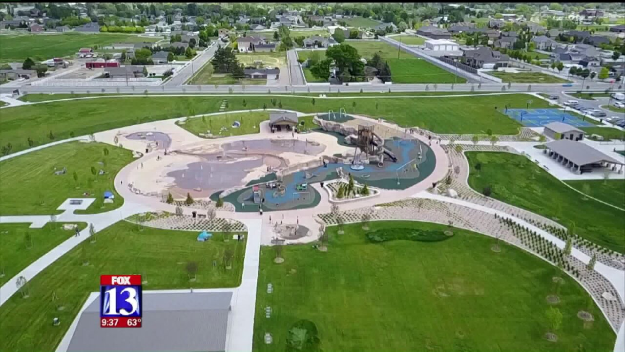 Phase 1 of regional park opens inBluffdale