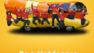 Get paid to drive the Oscar Mayer Weinermobile by becoming a 'Hotdogger'