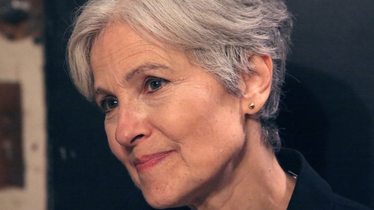 Jill Stein collecting funds to force recount in swing states