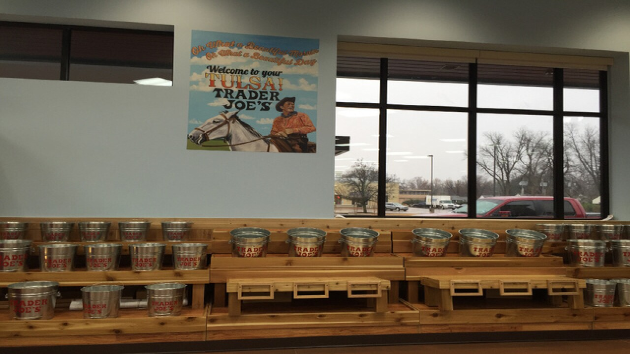 PICS: Trader Joe's to open on Brookside
