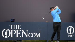 A bad swing, a big mistake and a 14 for David Duval at Portrush