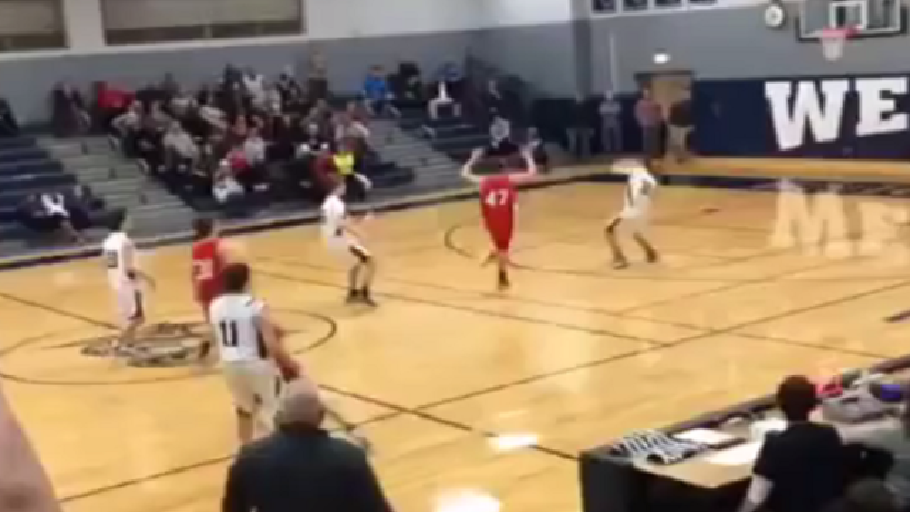 WATCH: Miraculous full court shot wins championship game