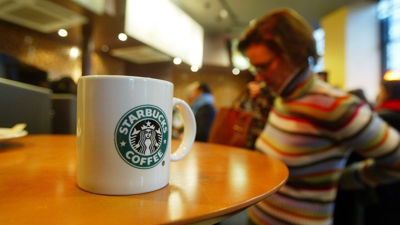 Starbucks is recalling a French press sold at Walmart and Amazon