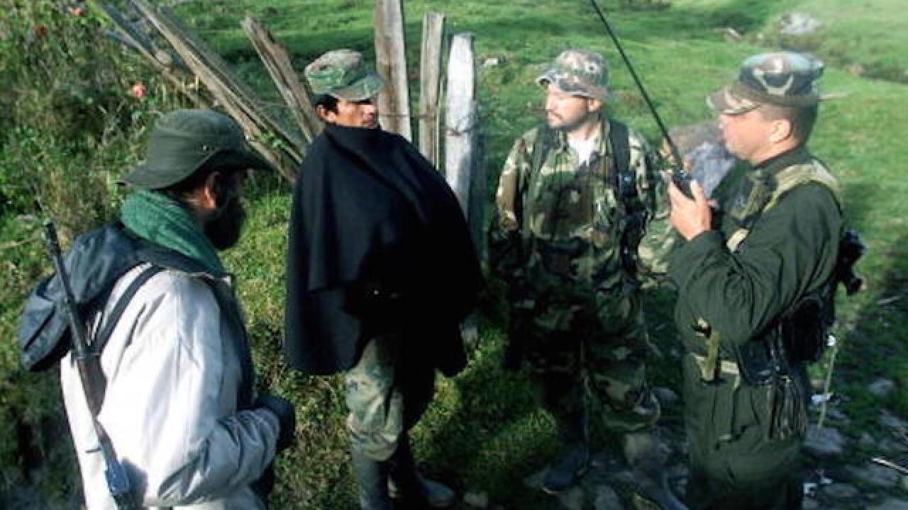 Colombian rebels announce final round of peace talks