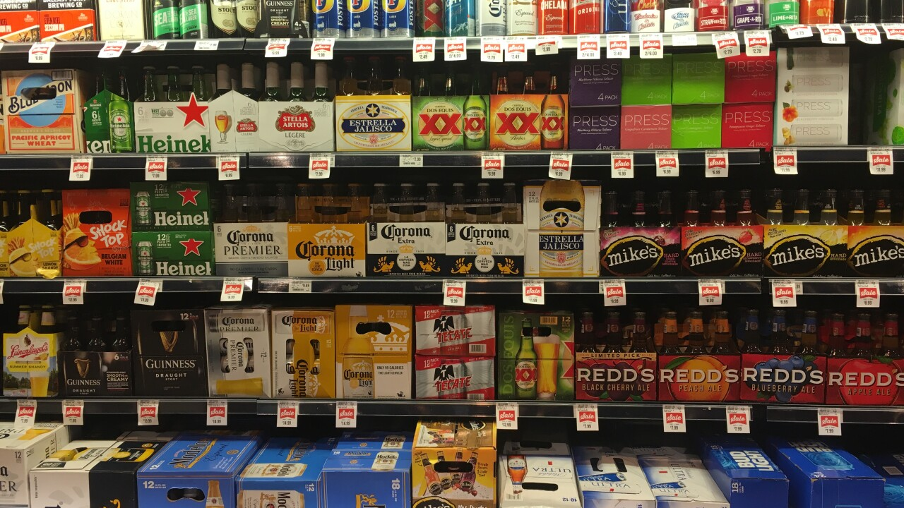 Beer is going to start disappearing from Utah store shelves, but the legislature is trying to water down theimpact