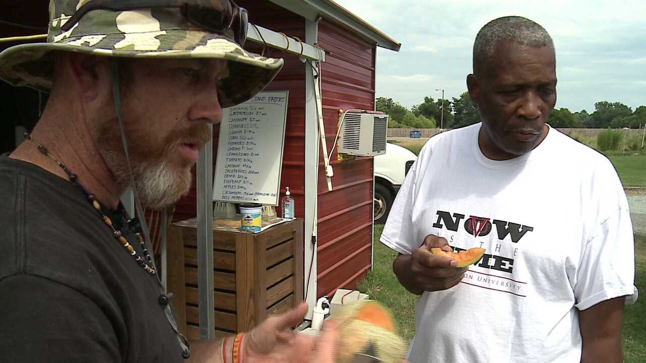 Farm to Family hopes to supply oasis in junk food desert