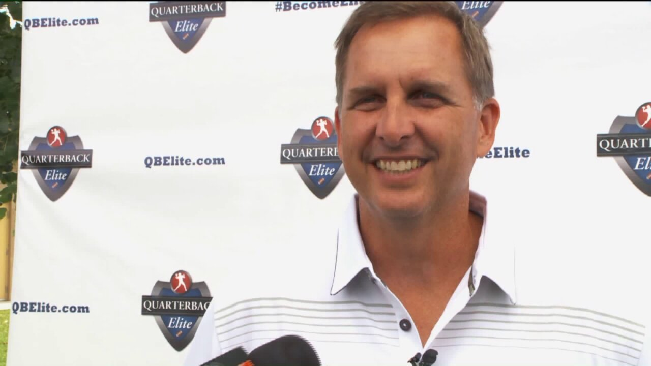 BYU hires Ty Detmer as offensive coordinator