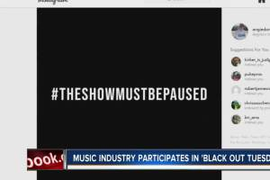 Nashville music industry goes silent for Blackout Tuesday