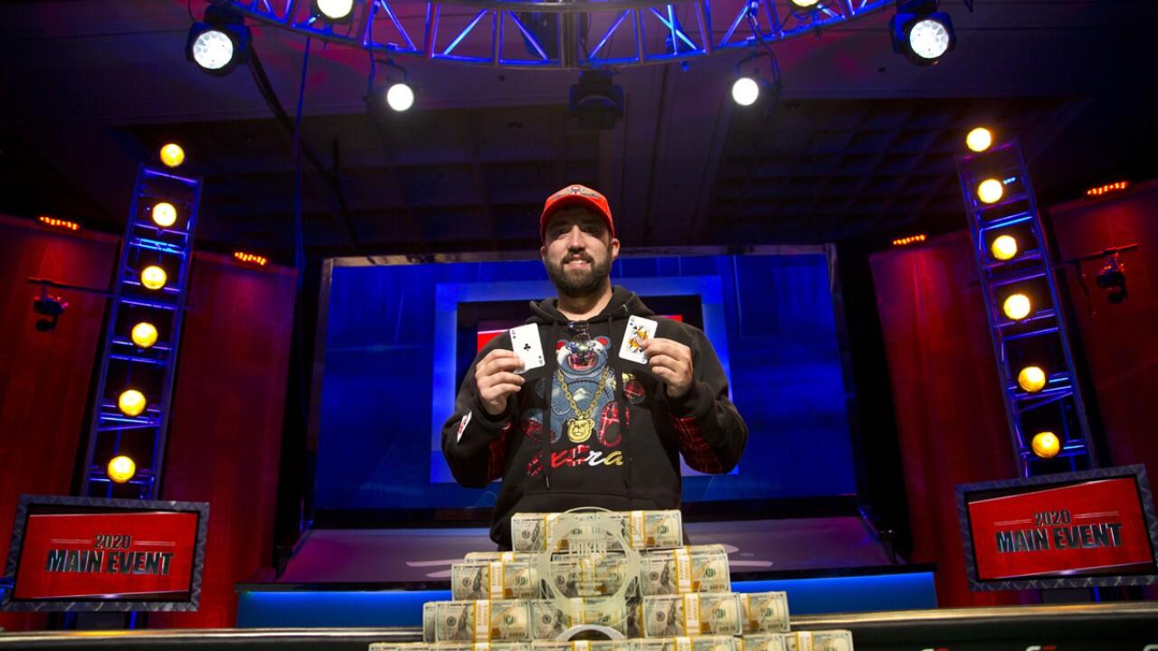 2020 World Series of Poker