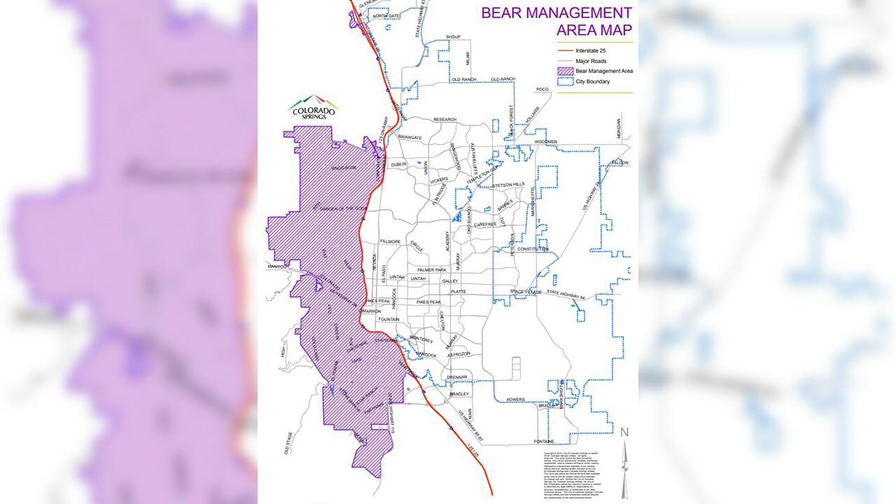 bear management map